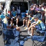 Astana. Stage 3 — Tour Down Under
