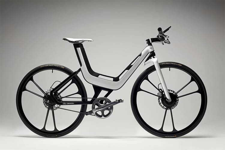 Ford E-bike Concept, the electric bike