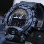 Показаны камуфляжные версии Casio G-Shock: GD-X6900 и DW-6900
